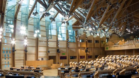 scottosh parliament