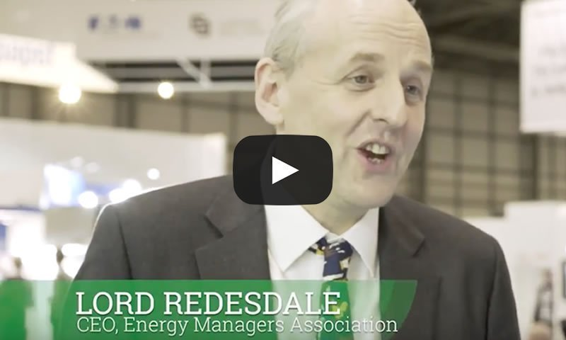The Energy Management Exhibition and Lord Redesdale