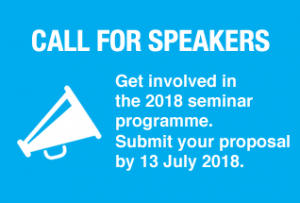 Call for speaker 2018